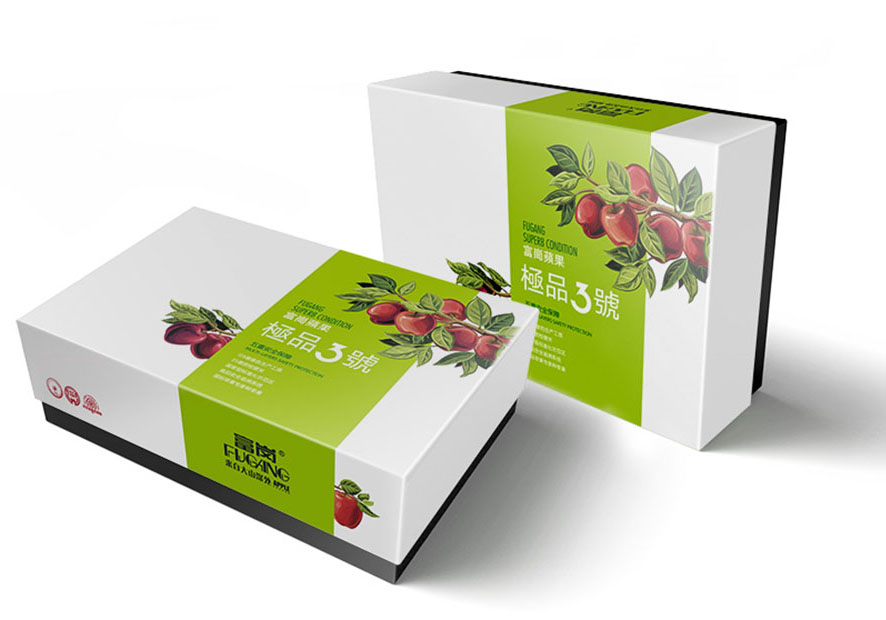 精品包装盒印刷